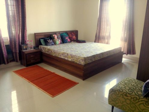 My new flat in Hyd