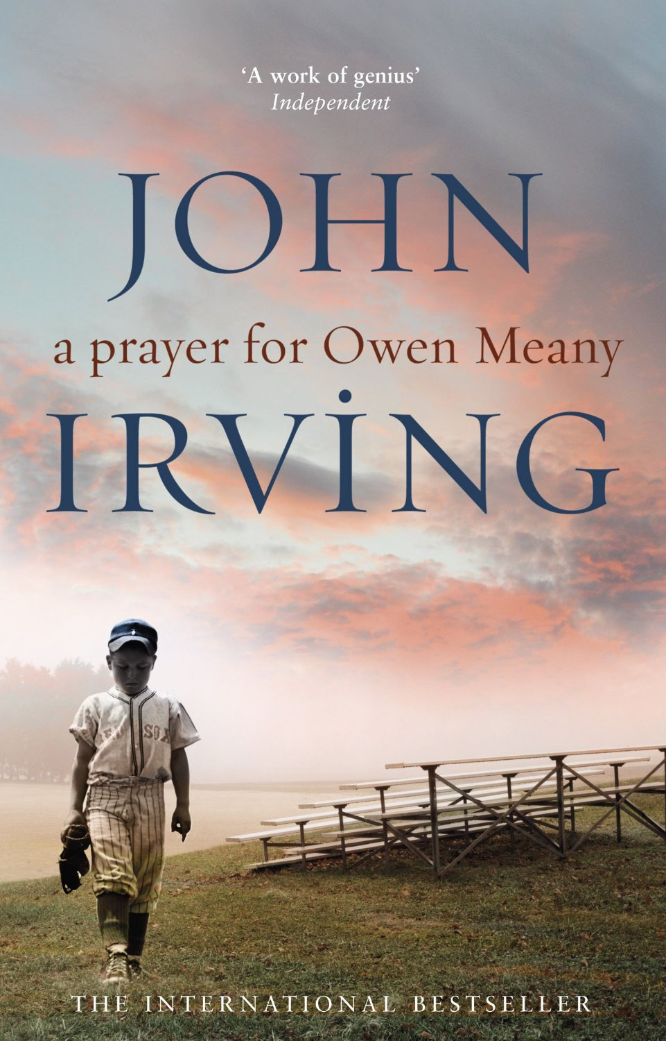 Essay/Term paper: General analysis of john irving's works
