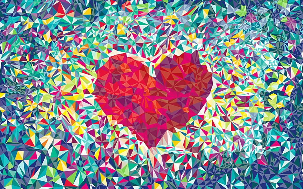love-heart-abstract-pattern-patterns-mood-bokeh-high-quality-picture-1080P-wallpaper
