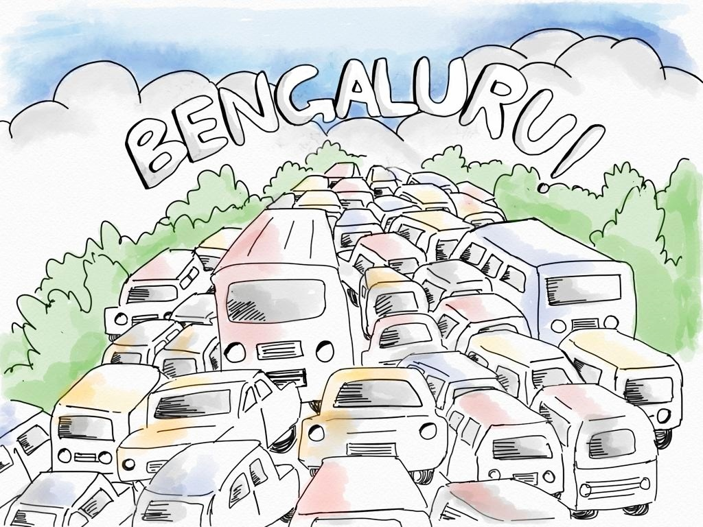 Bengaluru - my city